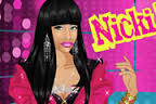 Nicki Minaj Giydirme