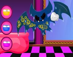 Draculaura Ve Sevimli Dostu Oyunu