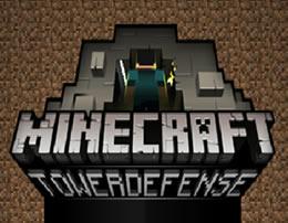Minecraft Ev Savunma Oyunu Oyunu