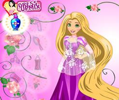 Rapunzel Saç Stili