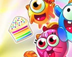 Eğlenceli Şeker Dünyası Oyunu