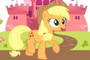 Pony Apple Jack Elma Sepeti