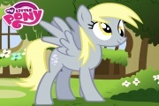 Pony Derpy Kurtar