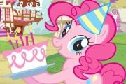 Pony Pinkie Pie Kek Rüyası