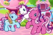 Pony Ponyville Oyunu