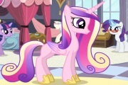 Pony Prenses Cadance