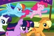 Pony Sihirli Yarış