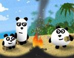 3 Panda 3 Oyunu