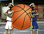Mahalle Basketbolu Oyunu