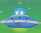 Uzaylıyı Uçur Oyunu