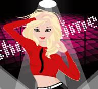 Dansçı Barbie