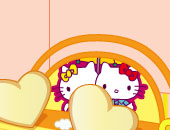 Hello Kitty Dekorasyon Oyunu