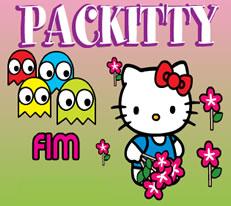 Hello Kitty Pacman Oyunu