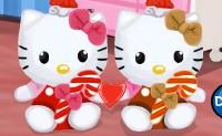 Hello Kitty Yatak Odası