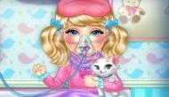 Doktor Barbie ve Küçük Hastası