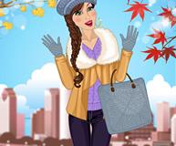 Kış Güzeli Giydirme