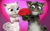 Konuşan Kedi ve Sevgilisi