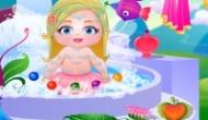 Peri Barbie Saçları Oyunu