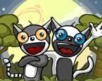 Kardeş Kediler Oyunu