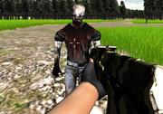 3D Zombi Adası 2 Oyunu