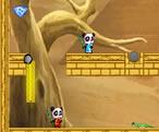 Ateş ve Su Pandası Oyunu