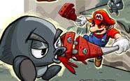 Kızgın Mario Oyunu
