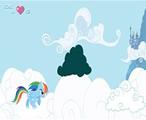 Rainbow Dash Saldırısı Oyunu