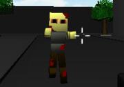 3D ZombieCraft 2 Online Oyunu