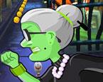 Kızgın Büyükanne Kaçış 4 Oyunu