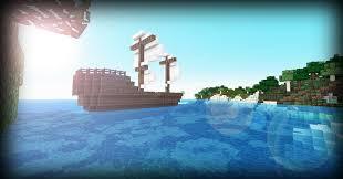 Minecraft Deniz 3D Oyunu