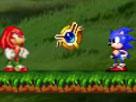 Sonic Ateş ve Su Oyunu