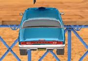 3D Akrobatik Sürücü Oyunu