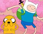 Finn ve Jake Çılgın Macera Oyunu