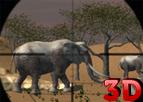 Afrika Hayvan Avı 3D Oyunu
