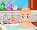 Bebeğin Mutfak Keyfi
