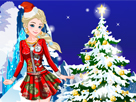 Elsa Yılbaşı Tarzı Oyunu
