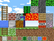 Minecraft 2D – Mine Blocks