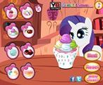 My Little Pony Dondurma Hazırlama