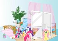 My Little Pony Evi Dekorasyonu Oyunu