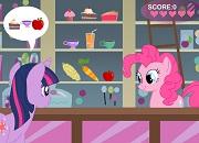 Pinkie Pie Cafe İşletme Oyunu