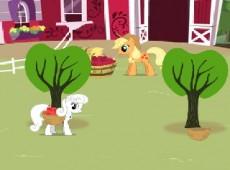 Pony Elma Bahçesi Oyunu
