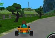 Minecraft Araba Yarışı Oyunu