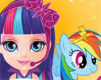 Bebek Little Pony