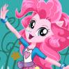 Equestrialı Pinkie Pie Oyunu
