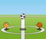 2 Kişilik Kafa Topu Oyunu