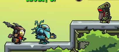2 Kişilik Robot