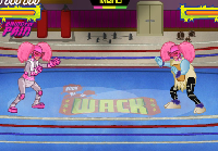 Çılgın Güreşçiler Oyunu