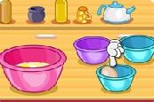 Elmalı Muzlu Kek Oyunu