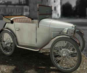 Eski Araba Park Et Oyunu