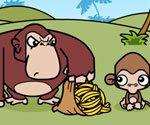 Gorillerden Muz Çal